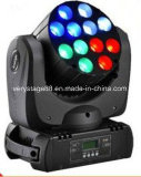 CREATE 12X10W Quad LED Beam Moving Head Stage Light