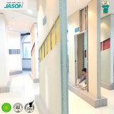 Placoplâtre de matériau de plafond et de construction/pare-feu Plasterboard-12.5mm