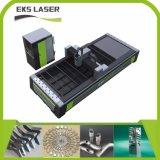 установка лазерной резки с оптоволоконным кабелем Full-Closed металлические изделия с помощью монеты режущих станка 1