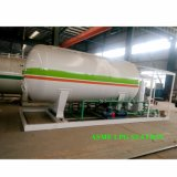 ASME에 의하여 각인되는 LPG 미끄럼 주유소 20000 리터