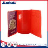 Saco de PVC transparente caso Lápis Lona Simples