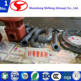 Le couplage/le connecteur de flexible/l'adaptateur hydraulique Raccord hydraulique/de/article/raccord rapide hydraulique/du raccord de tube/virole/coude de flexible hydraulique/de/composants pneumatiques