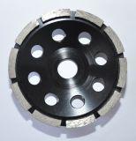 105мм алмазные шлифовальные колеса с европейским стандартом