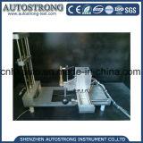 Машина испытание горизонтального и вертикального горящего тестера пластичная