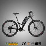 bici eléctrica de la ciudad de la MEDIADOS DE montaña del motor de la batería de litio de 36V 250W