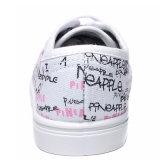 女性の方法はズック靴の卸し売り女性靴に蹄鉄を打つ