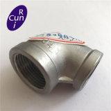 El proveedor no estándar directa de acero inoxidable 304 de 45 grados el codo