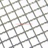 Нержавеющая сталь / декоративные дважды обжат провод сетка