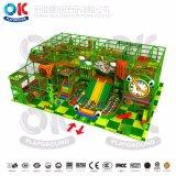 Спортивная площадка счастливой зрелищности малышей мягкая крытая для школы Suipermarket