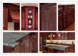 現代家具の直接モジュラー食器棚の純木の工場