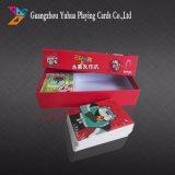300 tarjetas que juegan de tarjetas del juego de mesa de C2s con crean para requisitos particulares