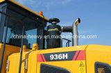 De Machines van de Bouw van Sinomach Lader van het Wiel van 3 Ton de Voor