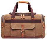 Sac d'emballage de la toile de molleton de course du café X1 de grande capacité de sac à main de seul paquet neuf d'épaule de sac des hommes fonctionnels de loisirs