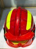 Casco Emergency cerrado lleno del rescate