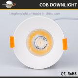 프로젝트 질 7W LED 옥수수 속 스포트라이트 Downlight