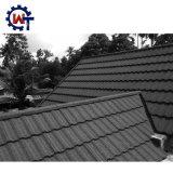 Natureza revestida a pedra coloridos Folha de Metal Roofing