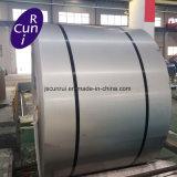 1,4301 1250 mm, laminado en caliente 304 N° 1 bobinas de acero inoxidable