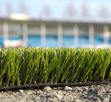 Kunstmatige Gras van de Bevloering van de speelplaats het Rubber