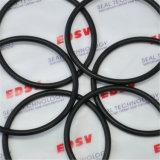 Резиновый уплотнения с колцеобразным уплотнением NBR FKM Fvmq HNBR Aflas Ffkm Acm для высокой эффективности