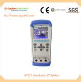 Medidor portátil do RCL para a verificação dos componentes (AT826)