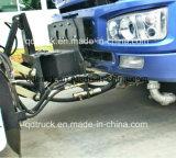 15, 000- 18, 000 litros de agua de FAW Carting carretilla, 6X4 de agua del depósito de acero inoxidable carrito