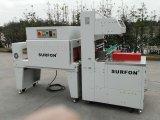 De automatische Remschoen van het Stootkussen van de Rem Krimpt Verpakkende Machine de Automatische Hitte van de Band de Machine van de Omslag krimpt