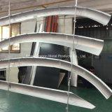 Peinture métallisée 20 ans de garantie des Panneaux de bardage métallique pour revêtement de toit plafond soffites//