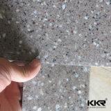 Countertop van de Keuken van de Oppervlakte van de Steen van de douane Kunstmatige Acryl Stevige