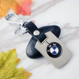 Keyrings de BMW Keychain do tipo do logotipo do carro de metal