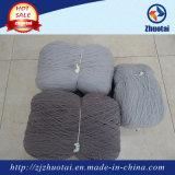 染められたナイロンヤーン手編むヤーン