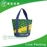 Beaux sacs à provisions non tissés faits sur commande du plaid de Tartan pp