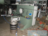 Труба бутылки бочонка Barrels пневматическая печатная машина экрана цилиндра