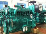 Grupo electrógeno diesel de tipo abierto de 24 kw Cummins Powered by