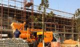 Elektrische hohe Leistungsfähigkeits-Schlussteil-Betonmischer-Pumpe mit Hydraulikanlage