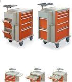 Thr-500P Carrinho carrinho de emergência hospitalar