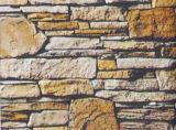 장식 돌 베니어 외부 벽돌담 더미 선반 돌은 가격을 타일을 붙인다