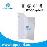 Boîtier en plastique en verre de fibre ventilateur d'extraction de lame de 36 pouces