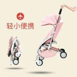 Baby-Spaziergänger Yoya Sorgfalt breiter heller Foldind Spaziergänger