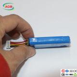 Paquete de la batería de litio de la batería de litio de Pl443048 2s 500mAh 7.4V 3.7wh