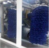 Túnel totalmente automático e aluguer de equipamento do sistema da máquina de lavar a máquina a vapor para limpeza de fabrico Lavagem rápida de fábrica 14 escovas