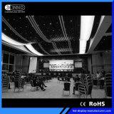 P3.91mm vídeo RGB de alta precisão Telas de parede