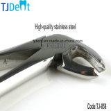 Стоматологическая ортодонтические зуб комплект Forceps из нержавеющей стали для взрослых (TJ-058)
