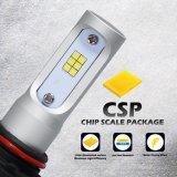 S2 60W Csp 9007 lampadine del faro della lampadina 9007 LED del LED