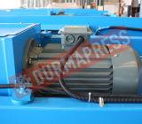 Machine de cisaillement en tôle plate plateforme QC12y avec spécification flexible