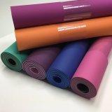 La gimnasia ejercicio Eco friendly TPE PVC Mat de Yoga