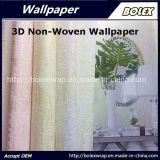 Papier peint neuf du Nonwoven 3D pour la décoration à la maison 53cm*10m