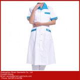 O hospital clássico Meidical uniforme esfrega o Workwear uniforme médico para o hospital (H6)