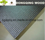 콘크리트는 Shandong 공장에서 핑거 합동 필름에 의하여 직면된 셔터를 닫는 합판을 형성한다