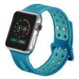 Band de van uitstekende kwaliteit van het Horloge van de Sport van het Silicone voor de Riem van het Horloge van de Appel