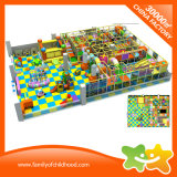 This Commercial Certificated Jungle Gym Kids Indoor Playground for Dirty